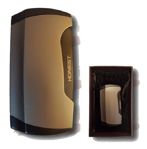 encendedor honest doble llama jet habano fumar cigarro