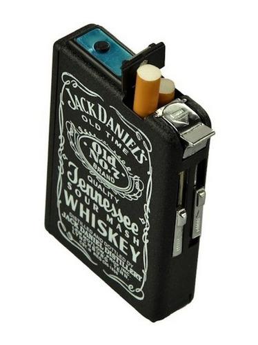 encendedor jack daniels