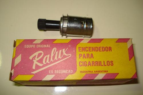 encendedor   macho  peugeot  504 / 505  original  nuevo