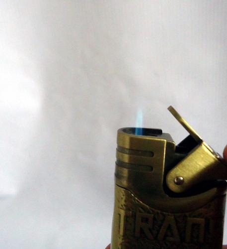 encendedor metalico transformers optimus prime dorado