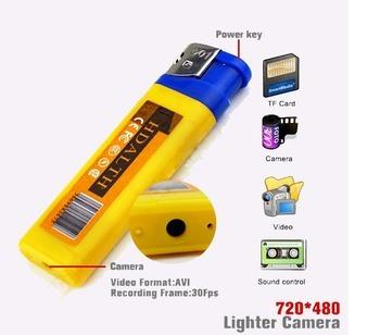 encendedor micro camara espia