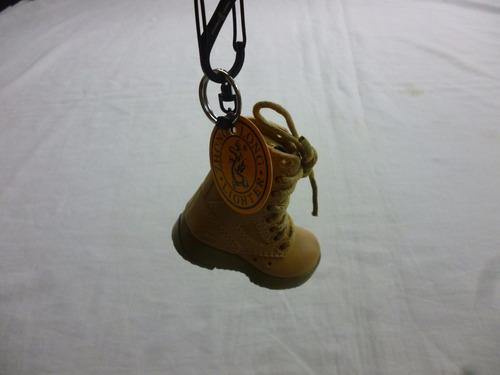 encendedor recargable diseño bota - llavero destapador