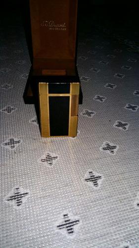 encendedor st. dupont hecho en parís francia