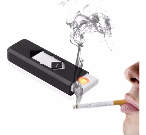 encendedor usb recargable ecologico cigarro / n ofertas