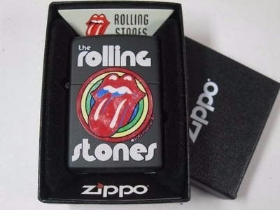 encendedor zippo 28630 rolling stones