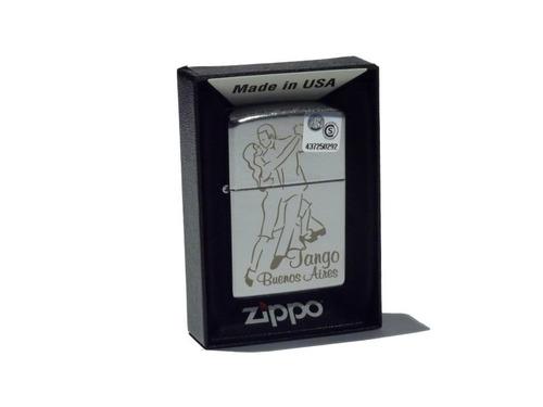 encendedor zippo bs. as. tango  made in usa 28186