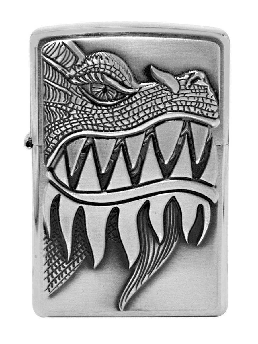 Encendedor Zippo Dragon 28969 Estuche De Lujo 100 Original Cargando Zoom