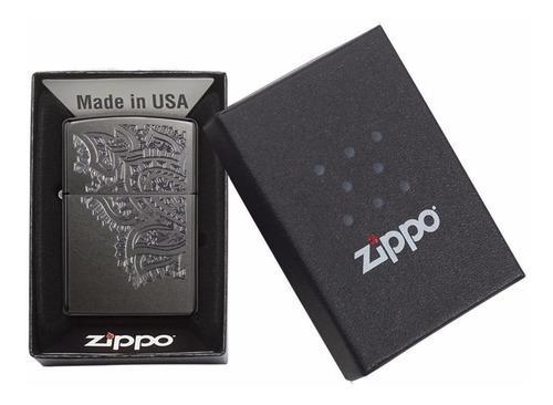encendedor zippo iced paisley ref. 29431