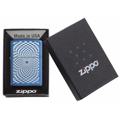 encendedor zippo minimalism design ref. 29427