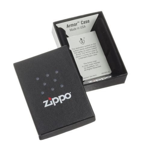 encendedor zippo modelo 29690 original linea 2018 12ctas