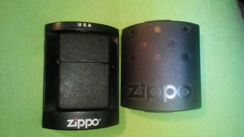 encendedor zippo original (20$) en su estuche