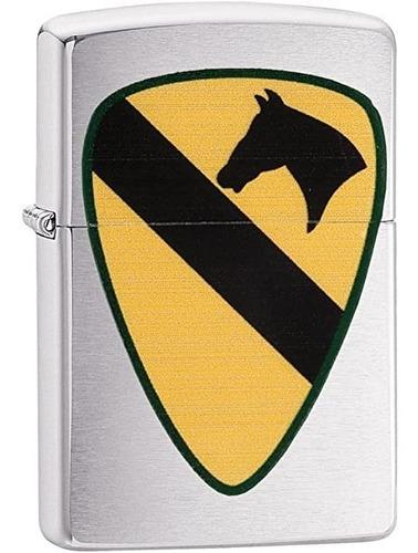 encendedor zippo original usa us army 1st cavalry 29184