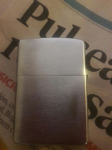 encendedor zippo original yesquero
