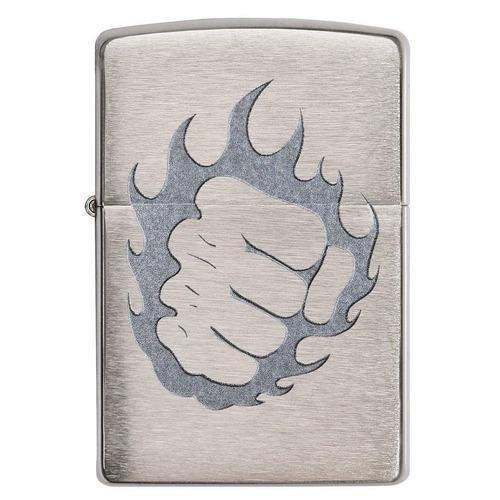 encendedor zippo tattoo fire & fist ref. 29428