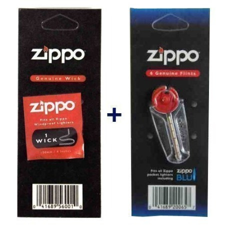 encendedor zippo verde trebol 100% original importado+combo