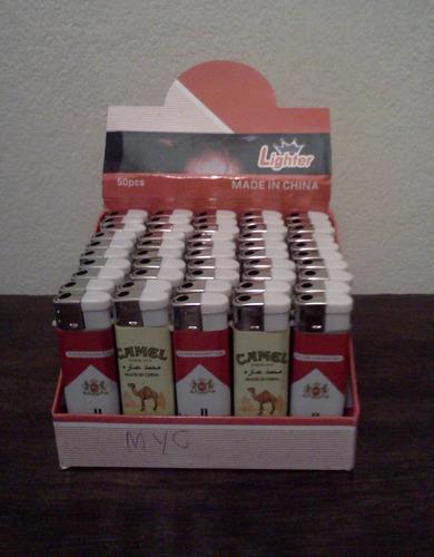 encendedores lighter. caja por 50 atenciòn revendedores
