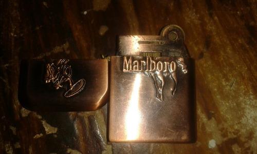 encendedores zippo de marlboro