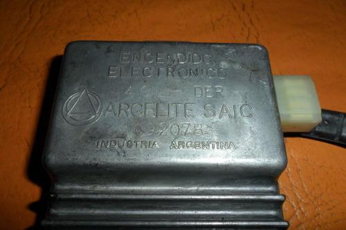 encendido electronico argelite 4 cilindros