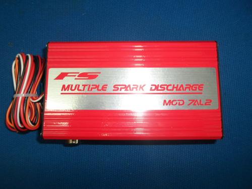 encendido multichispa fs 7al2 + control de largada y limit
