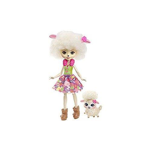 enchantimals lorna lamb doll