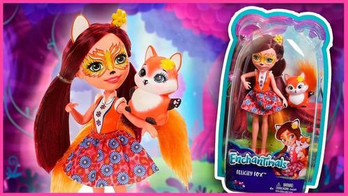 enchantimals muñecas collagekidsar