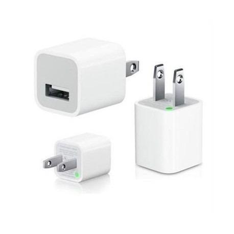 enchufe cargador de pared para iphones y ipods