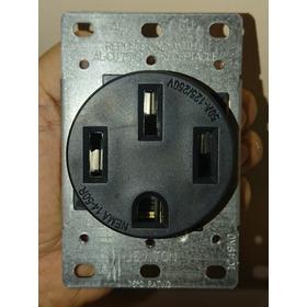 Enchufe Conector Nema 14-50r 50a Leviton Planta Eléctrica