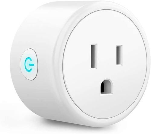 enchufe inteligente smart plug wifi 2.4 ghz