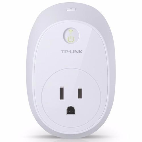 enchufe inteligente wi-fi monitor de energía, tp-link hs110
