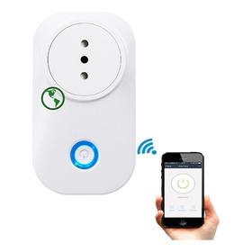 Enchufe Inteligente Wifi Smart Socket Domotica Desde Celular