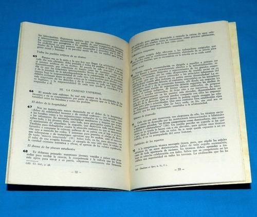 encíclica populorum progressio desarrollo pueblos paulo vi