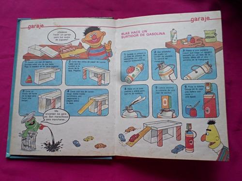 enciclopedia abrete sesamo el libro de la g c.t.w muppets