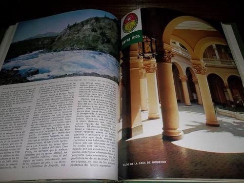 enciclopedia argentina abril educativa y cultural 4 tomos