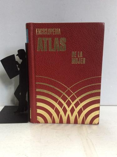 enciclopedia atlas de la mujer, jover