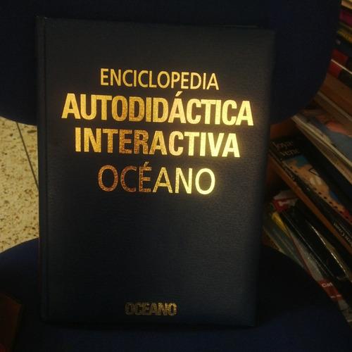 enciclopedia autodidactica interactiva 8 vols oceano