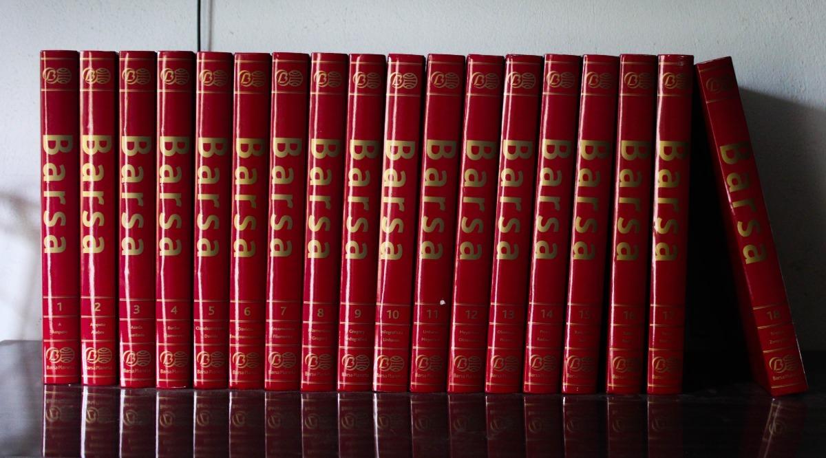 enciclopédia barsa completa - editorial planeta - 2012. Carregando zoom. a602aa0a061f9