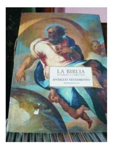 enciclopedia biblia - ilustrada y comentada