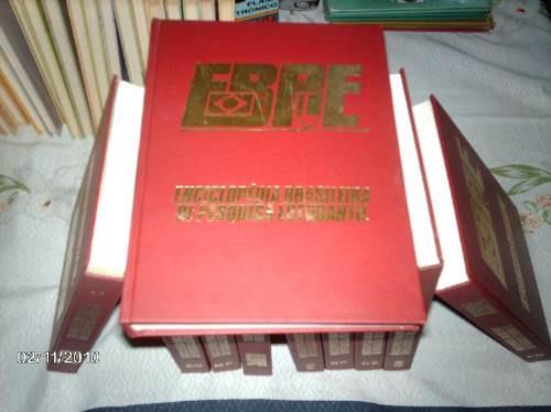 enciclopédia brasileira de pesquisa estudantil - r$ 75,00
