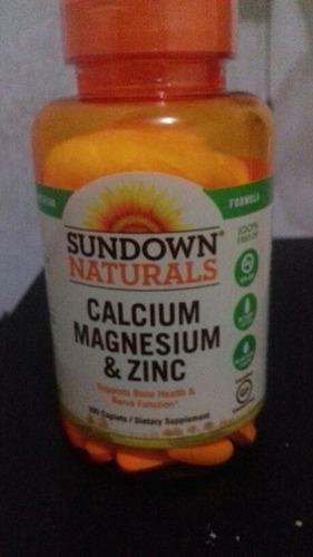 enciclopedia calcio magnesio y zinc