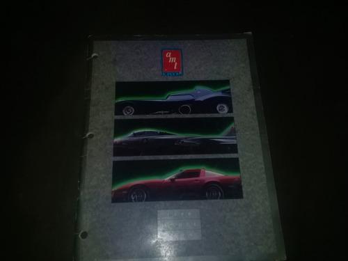 enciclopedia catalogo 1990 ertl carros a escala y model kits