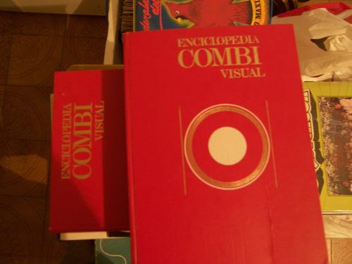 enciclopedia combi visual  grolier international, inc. 1972