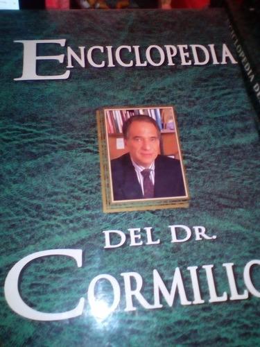 enciclopedia completa del dr. cormillot 4 tomos