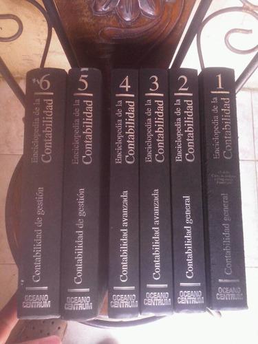 enciclopedia contabilidad general 6 tomo oceano centrum