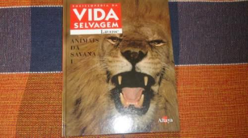 enciclopédia da vida selvagem-animais da savana i