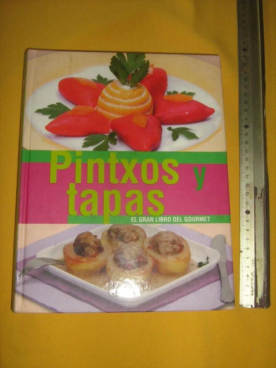 Enciclopedia De Cocina | Enciclopedia De Cocina Pintxos Y Tapas Bs 300 58 En Mercado Libre