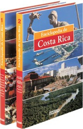 enciclopedia de costa rica. volumen 1 y 2