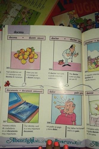 enciclopedia de ingles 6 tomos