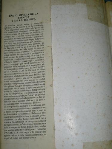 enciclopedia de la ciencia y la tecnologia