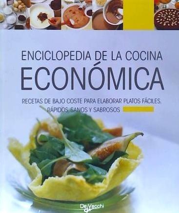 enciclopedia de la cocina economica(libro )