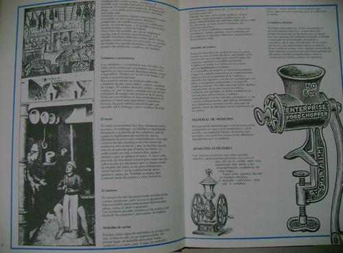 enciclopedia de la cocina universal 3 tomos centro/retiro